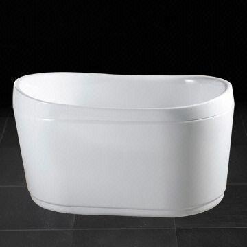 Small Deep Sitting Bathtub Of Elliptical Ordinary Free