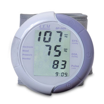 China Electronics Blood Pressure Monitor with Digital LCD Display, 451kg Weight