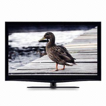 LED TV, 19-inch Home HD LCD TV with DVB-T, ATSC, ISDB-T, Analog TV Optional