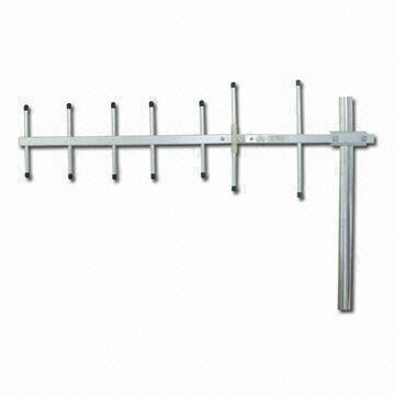 Hong Kong SAR Yagi Antenna with 9dBi Gain and 674 to 786MHz Frequency Range