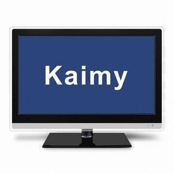 China 32-inch Home HDTV LCD TV with DVB-T, ATSC, ISDB-T, Analog TV ,USB Optional