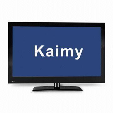 China 24-inch Home HDTV LCD TV with DVB-T, ATSC, ISDB-T, Analog TV ,USB Optional