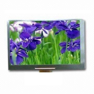China 3.2-inch TFT LCD Module with 80° Viewing Angle Range, 480 x 320 Pixels Resolution and 6 LEDs