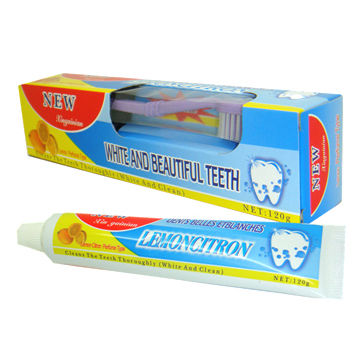 China Whitening Teeth Toothpaste, OEM Orders are Welcome, Customized Logos are Accepted