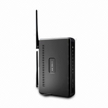 Triple Play Home Gateway with VoIP and 802.11n Wi-Fi, Supports Advanced Data Networking