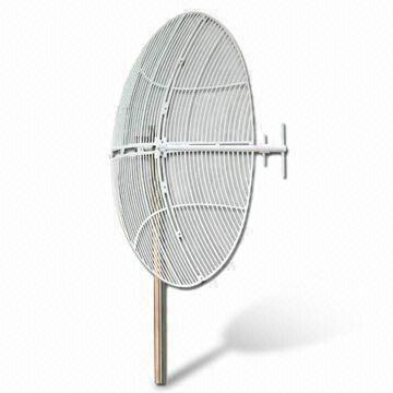 Hong Kong SAR GSM Base Station Antenna with Vertical Polarization and 200W Maximum Power