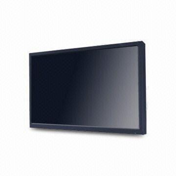 82-inch CCTV LCD Monitor with 1,920 x 1,080 High Resolution and High Contrast Ratio