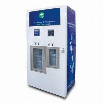 water vending machine business