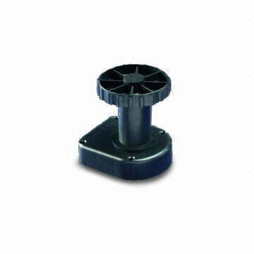 Taiwan Excellent Quality Furniture Leveler For Cabinet, With Adjustable  Leg, Made Of Plastic
