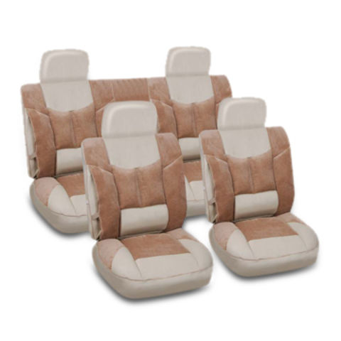 Vehicle Path Mobile Login >> Fashionable Seat Covers, Made of PU and Velvet, Available in Blue, Yellow, Gray Brown and Red ...