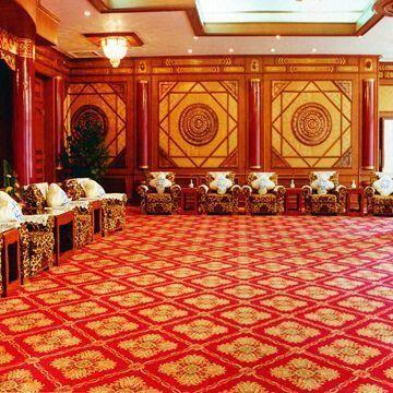 Axminster Carpet For Hotel Lobby Corridor And Convention