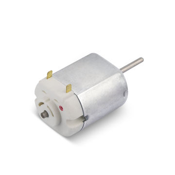 China 12v Dc Electric Motor Dual Shaft With 8 200rpm