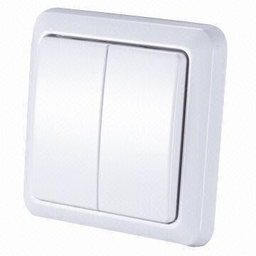 2 Gang Wireless Wall Switch, Battery-operated) on Global Sources