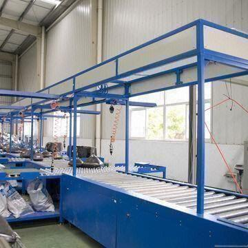 China TV/PC Disassembly Plant, Compact Structure with High Efficiency