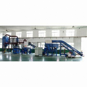Wires/Cables Recycling Machine with 300 to 500kg/Hour Capacity Range