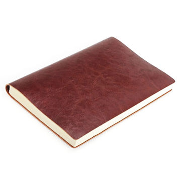 China Notebook with PU/PVC Soft Cover