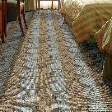 Hotel Guestroom Carpet Tufted Wall To Wall With Modern