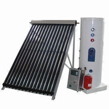 Split Active Solar Water Heater With 93 Absorb Rate