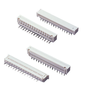 DIP FPC Connectors for 1.25mm/.049-inch ZIF Type Single Beam Contact Style