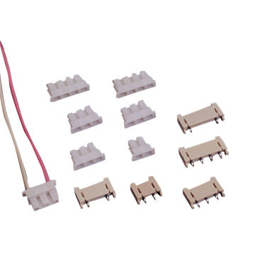 Taiwan Wafer Connector for 4.0/8.0/12.0mm High Withstanding Voltage Power Connectors