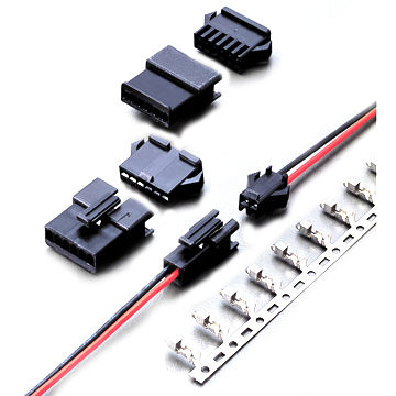 Taiwan Wafer Connector for 2.50mm/.098-inch Power Connectors, with 250V AC/DC Voltage Rating