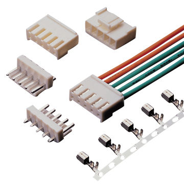 Taiwan Wafer Connector For 3 96mm Crimp Style Connectors