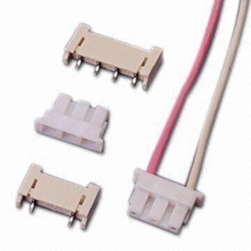 """4.0/8.0/12.0mm (0.157/0.315/0.472"""") Disconnectable Crimp Connectors, 20m° Contact resistance"""