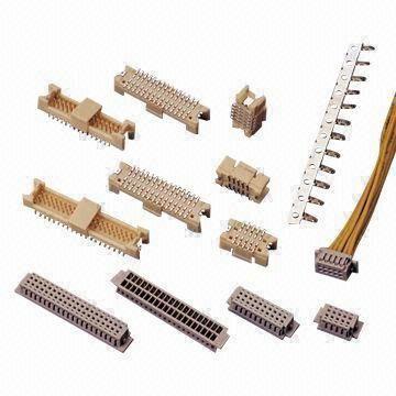 1.25mm (0.049 Inch) Crimp Style Connectors, SMT, Double Row