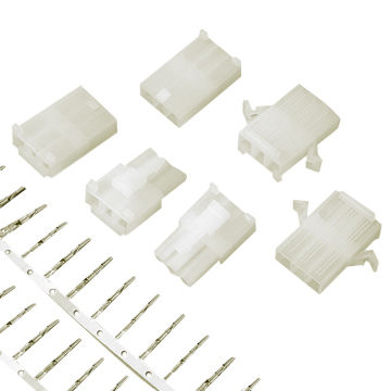 Taiwan wafer connector for 1.58Ø Wire to Wire Power Connectors