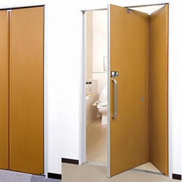 User Friendly Universal Design Bi Fold Door With Frame