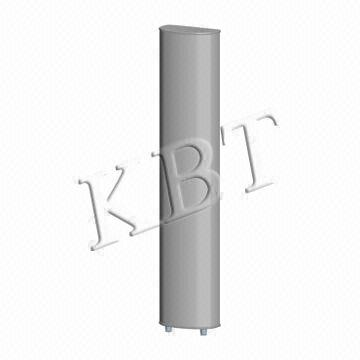 China Base Station Antenna, 824 to 960/1,710 to 2,170MHz Frequency, 400/200W Maximum Power