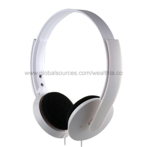 Hong Kong SAR Noise-cancelling Headphones with Flexible Frame and 40mm Driver