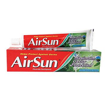 China Maximum Whitening Toothpaste