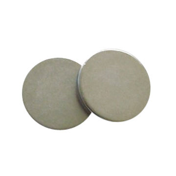 China NdFeB Permanent Magnet, Different Surface Treatments are Available