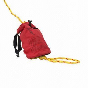 Marine Water Sports Rescue Throw Bag, Made of Durable Cord, Ideal Outdoor/Survival Gears for Boating