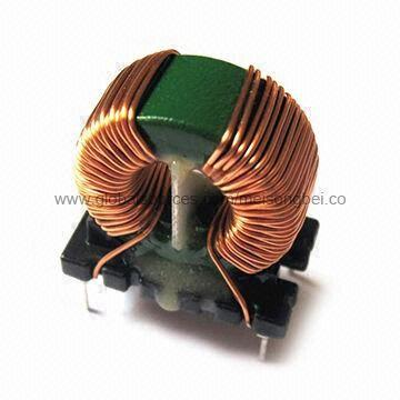 China High Current Toroidal Common Mode Choke Coil Inductor, Available in Various Sizes