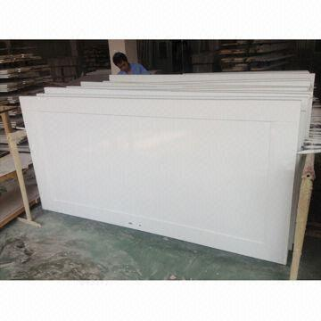 MDF Interior Door With White Lacquer Painting