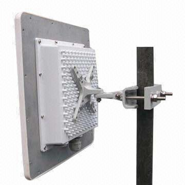 Hong Kong SAR 20dBi Panel Antenna with Frequency Range of 5150 to 5850MHz and 50W Maximum Power