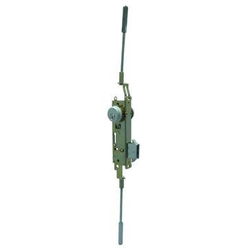 3 Point Commercial Door Lock With Hook Deadbolt On Global