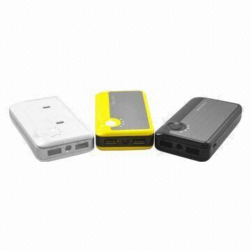 China Power Banks with 7,000mAh Capacity, OEM Orders Welcomed