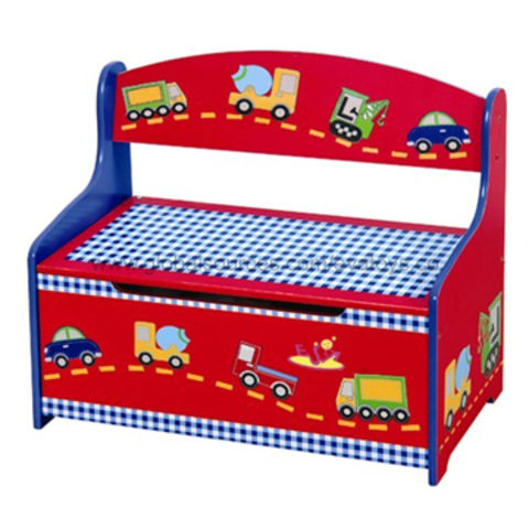 China Car Toy Boxstorage Boxwooden Toy Boxtoy Box Eco Friendly