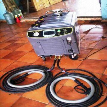 steam jet car wash machine