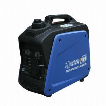 China Portable Power Digital Inverter Generator, GS, CE, PSE, Euro-II, EPA Approved, 1.2kVA