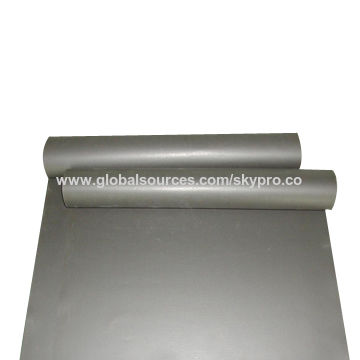 Magnetic rubber sheets, flexible