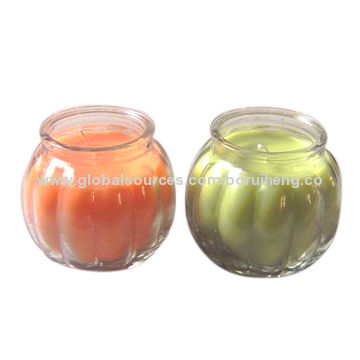 China Candle with diffuser and fragrance wax