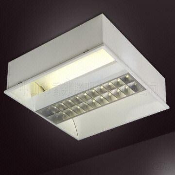 600x600mm T5 Recessed Direct/indirect modular lighting fixture ...