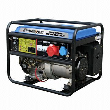 CE and EPA Approved 5.5/6.5kVA Power Generator, Three-phase