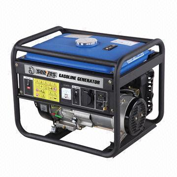 Portable Power Generator, CE and EPA Approved, 2.8/3.0kVA with Electric Start