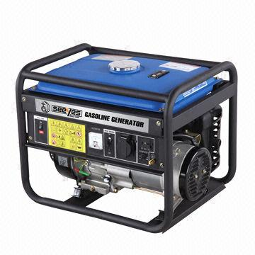 China 3kW Diesel Generator with Electric Starter, CE/EPA Certified