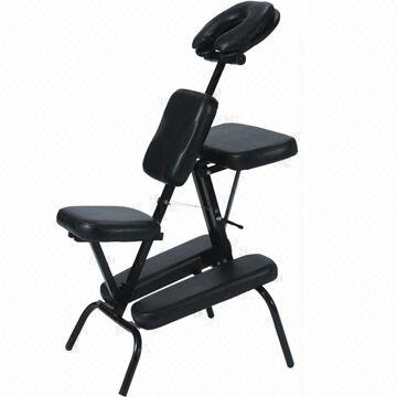 Portable Foldable Massage Chair Durable Plating Chair